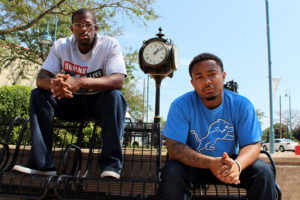 Hip Hop Recording Artists 313Phresh and TruSpeech