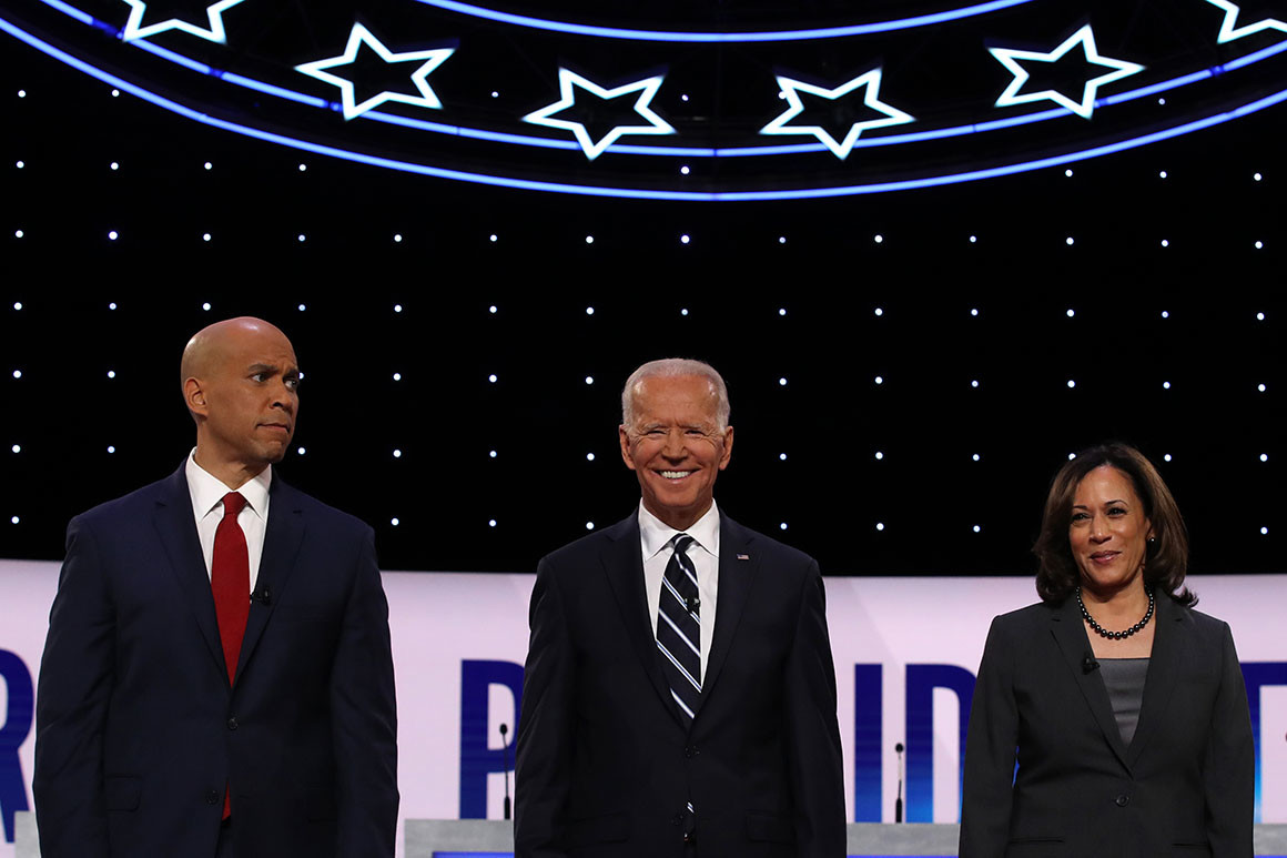 MY TAKE: Democratic Debate in Detroit